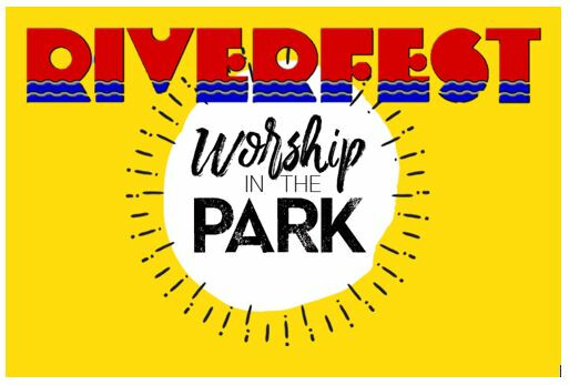 9am-Riverfest Worship in the Park
