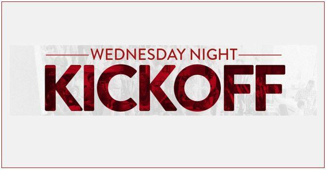 Wednesday Night Kickoff