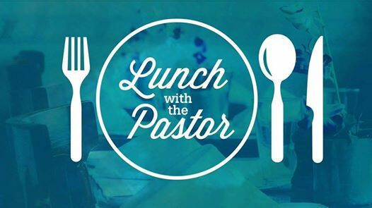 Lunch with Pastor Carrie