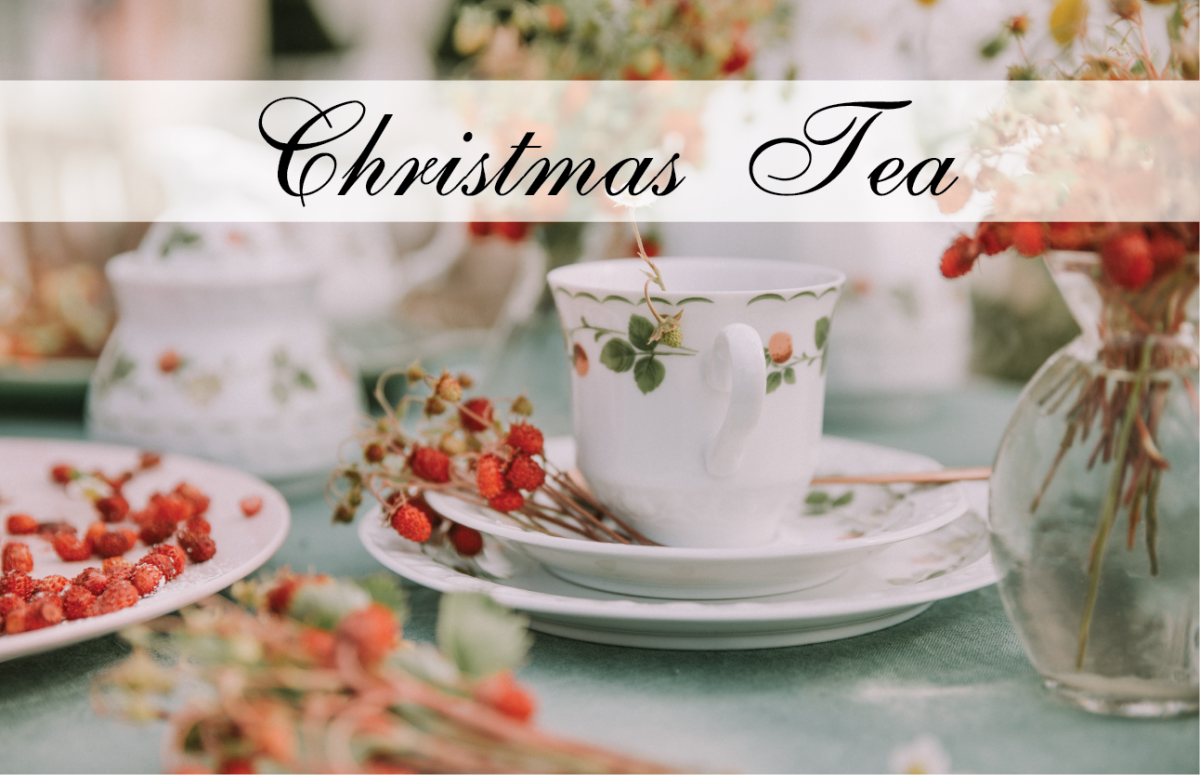 Annual Christmas Tea