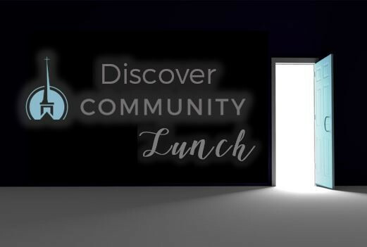 Discover Community Lunch