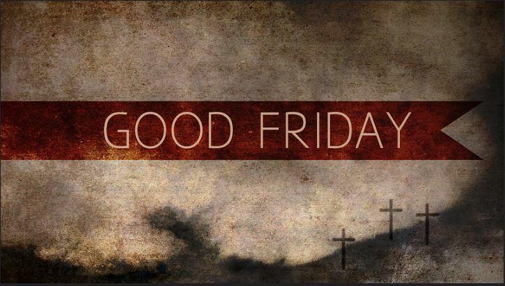 7pm - Good Friday Worship