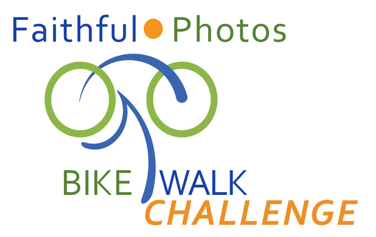 Faithful Photos Bike/Walk Challenge