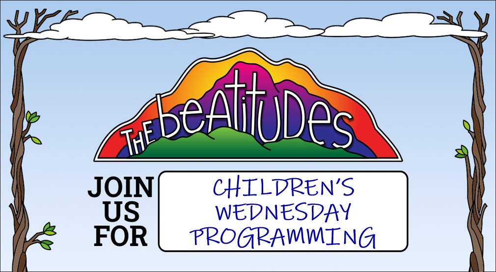 Wednesday Programming for Children