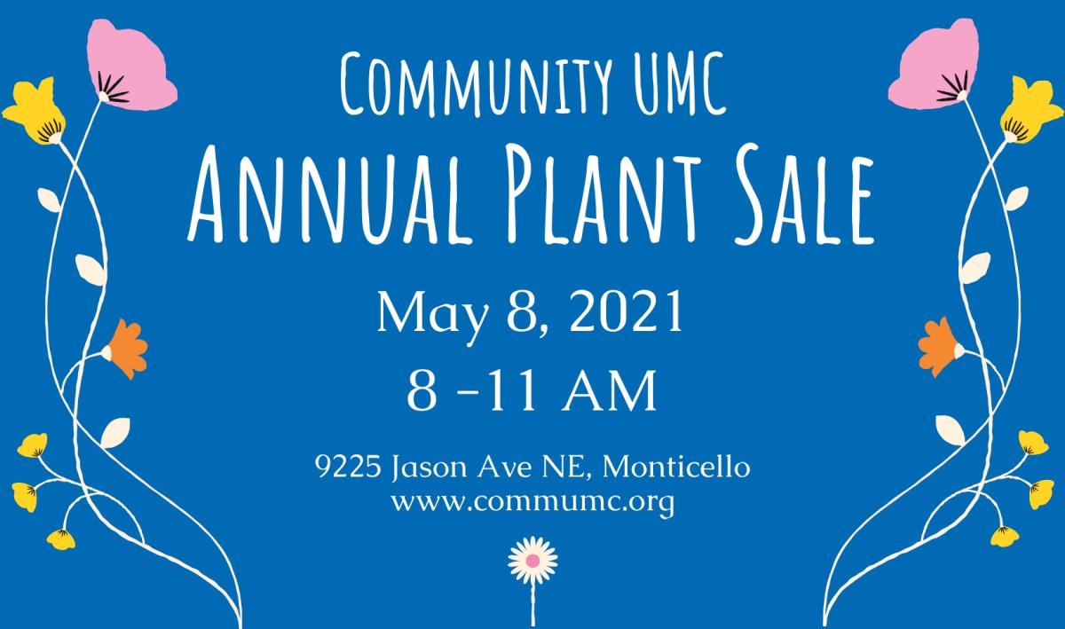 8am - Plant Sale